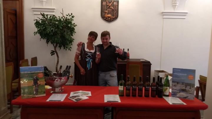 Úspěch prezentace vín z Rakouska v Trutnově!