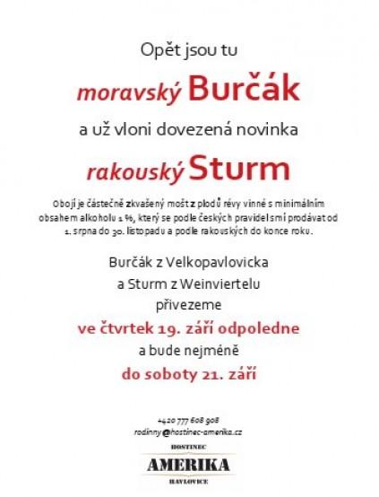 Burčák 2019